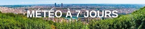 Lyon Meteo A 7 Jours