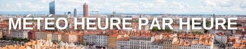 Lyon Meteo Heure Par Heure