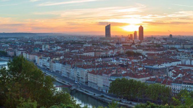 Lyon Les Régions Les Plus Chaudes De France